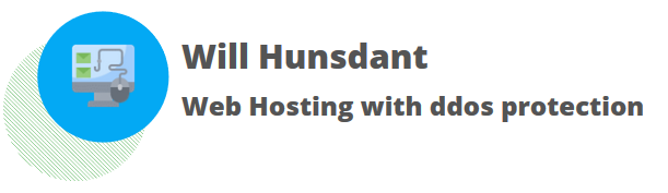 Will Hunsdant Find your web hosting with DDOS protection